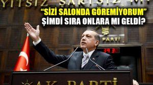 AKP'de sıra Grup Başkanvekillerine mi geliyor?