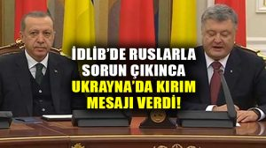 Cumhurbaşkanı Erdoğan Ukrayna'da: Kırım'ın yasa dışı ilhakını tanımıyoruz