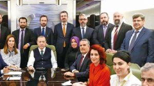 Cumhurbaşkanı Erdoğan'dan Melih Gökçek açıklaması