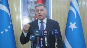 """Irak Türkmen Cephesi Başkanı Salihi'den çağrı: """"Cesur olun, zulüm edenler cezalandırılsın"""""""