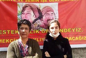 Özakça ve Karadağ'dan çağrı: Nuriye bu şartlarda direnirken hiçbirimizin sızlanmaya hakkı yok