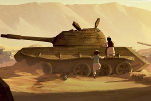 Ödüllü animasyon filmi 'The Breadwinner'dan fragman