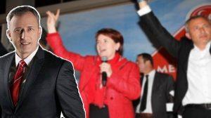 Gökçeada Belediye Başkanı Ünal Çetin MHP'den istifa etti
