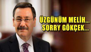 Ahmet Hakan Melih Gökçek'in istifa edeceği tarihi duyurdu