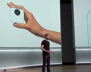 Google'dan öğrenebilen kamera: Google Clips