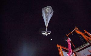 Google, Porto Riko'ya uçan balondan hücresel internet verecek