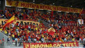 Göztepe Stadı'na ruhsat müjdesi
