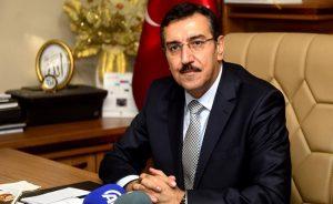Gümrük Bakanı Tüfenkci: Ovaköy Sınır Kapısı açılabilir