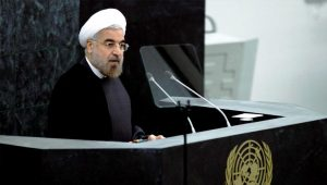 Hasan Ruhani: Füze ürettik, üretiyoruz, devam edeceğiz