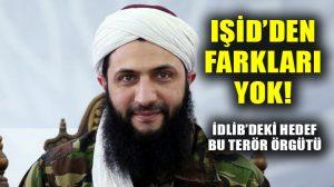 Türkiye'nin İdlib operasyonundaki hedefi Hayat Tahrir el-Şam (HTŞ) terör örgütü nedir?