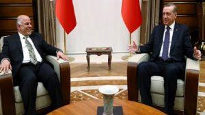 Irak Başbakan Haydar El-İbadi Ankara'da