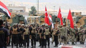 Irak ordusu sınır kapılarını geri alıyor!