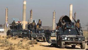 El-Hürriye Hava Üssü, Irak ordusunun kontrolüne geçti