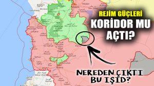 Türkiye, Kuzeyden İdlib operasyonuna başladı, güneyde IŞİD alan ele geçirdi; Rejim göz mü yumdu?