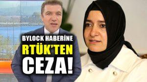 İsmail Küçükkaya'nın Bakan Fatma Betül Sayan Kaya ile ilgili haberine RTÜK'ten ceza