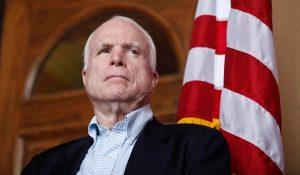 ABD'li senatör John McCain'den ilginç Kerkük çıkışı: Silahlarımız kullanılamaz