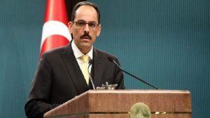 Cumhurbaşkanlığı Sözcüsü İbrahim Kalın'dan son dakika vize krizi açıklaması