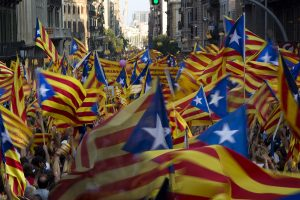 Katalonya referandumu iptal edildi