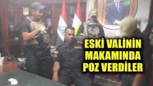 Irak Ordusu Kerkük'e girdi, eski Vali ve Peşmerge kentten kaçtı