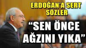 Kılıçdaroğlu, Erdoğan'ın Ecevit için söylediği sözlere çok sert tepki gösterdi