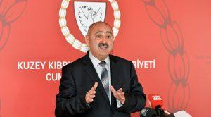"""KKTC Cumhurbaşkanlığı Sözcüsü Burcu: """"Üsler bölgesi bizimle de görüşülmeli"""""""