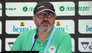Atiker Konyaspor, Mustafa Reşit Akçay ile yollarını ayırdı
