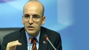 Başbakan Yardımcısı Mehmet Şimşek açıkladı