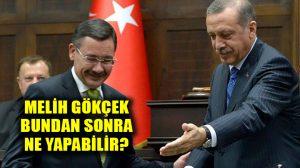Ahmet Hakan, Melih Gökçek'in ne yapa(maya)cağını yazdı!