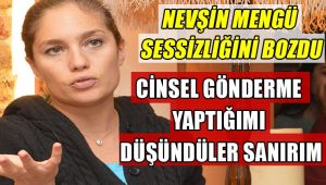 Nevşin Mengü CNN Türk'ten gidişini anlattı
