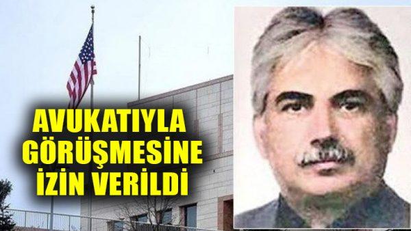 ABD ile vize krizi: Tutuklu Konsolosluk çalışanı Metin Topuz yarın avukatıyla görüşebilecek