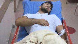 Milli güreşçi Cenk İldem'e silahlı saldırı