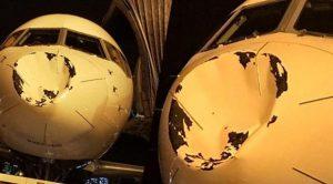 NBA yıldızlarını taşıyan uçak büyük tehlike atlattı