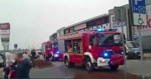 Polonya'da alışveriş merkezinde bıçaklı saldırı: Ölü ve yaralılar var!