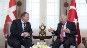 Başbakan Binali Yıldırım'dan Danimarkalı mevkidaşına: Abuk sabuk laflar ediyor, sen kimsin?