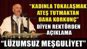 Adıyaman Üniversitesi Rektörü Mustafa Talha Gönüllü'den yeni açıklama