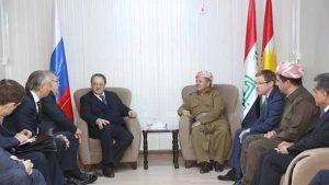 Rusya: Kuzey Irak ile ekonomik işbirliğine devam edeceğiz