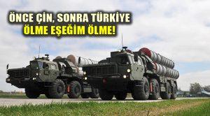 Rusya'dan S-400 açıklaması: Önce Çin sonra Türkiye alacak!
