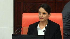 CHP'den istifa eden Şafak Pavey'in milletvekilliği düştü