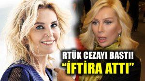 RTÜK, Show TV'de Seda Sayan'ın programına ceza kesti: Hale Soygazi'ye iftira atıldı!