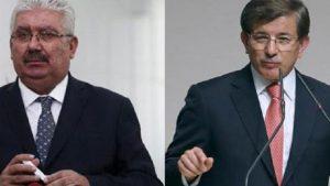 MHP'den Davutoğlu'na zehir zemberek sözler