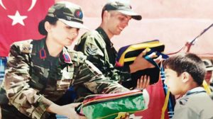Yarbay Songül Yakut'un mirası Mehmetçik Vakfı'na bağışlandı