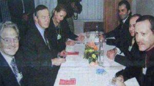 Erdoğan-Soros ilişkisi… Gül'ün eski danışmanı deşifre etti!