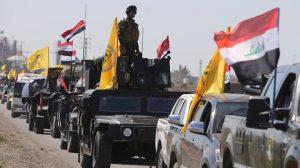 Tuzhurmatu'da Haşdi Şabi ile Peşmerge arasında çatışma çıktı