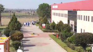 Tekstil fabrikasında doğalgaz sızıntısı: 37 işçi zehirlendi!