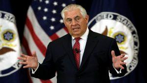 ABD Dışişleri Bakanı Rex Tillerson görevinden ayrılacak mı? Açıkladı