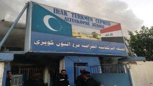 Erbil'de gerilim, Kerkük'te Türkmen Cephesine saldırı!