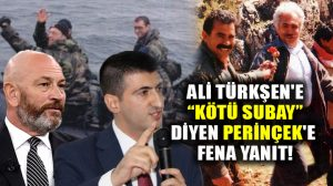 """Ali Türkşen'e """"kötü subay"""" diyen Doğu Perinçek'e Teğmen Çelebi'den fena yanıt!"""