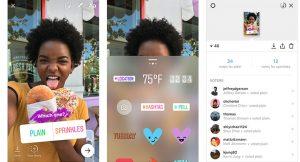 Instagram yeni güncellemesiyle anket özelliğine kavuştu