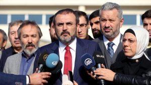 ABD ile Türkiye arasındaki vize krizi hakkında AKP'den ilk açıklama