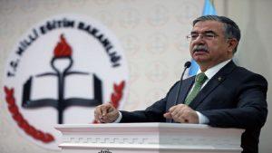 Milli Eğitim Bakanı İsmet Yılmaz'dan TEOG açıklaması!